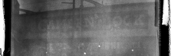 Camden Bridge, 1924 Kodak Brownie